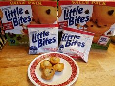 Save and Recycle Your Entenmann's Little Bites® Pouches - The Night Owl Mama Free Credit Score, Little Bites, Best Baby Gifts, Snack Recipes, Snacks, Visa Gift Card, Chocolate Muffins, Night Owl, Giveaway