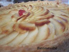 Bienmesabe: Tarta de manzana