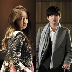 Yoo Seung Ho Stares at Gorgeous Yoon Eun Hye with Love in Missing You