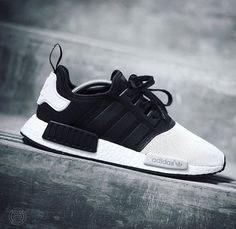 "adidas Originals NMD R1 ""Monotone"" custom"