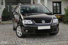 Volkswagen Touran HIGHLINE 1.9TDI SUPER STAN 2006 1 z 6