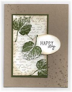 happy day card by Becky