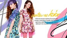 Zastrzyk pozytywnej energii w postaci kolorowych ubrań oraz dodatków. Zobaczcie nasz najnowszy lookbook i postawcie na KOLOR! www.saltandpepper.pl/lookbooks/kolor/