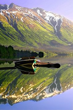 Chugach National Forest, Alaska,United States :