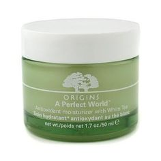 Origins A Perfect World Antioxidant Moisturizer with White Tea, Ounce from Origins at the Skin Secrets Shop – Serious Skin Care for Women Perfect World, Perfect Skin, Anti Smoking, Skin Secrets, Even Out Skin Tone, Centella, Best Natural Skin Care, Face Skin Care, Skin Firming