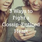 <p>Have you witnessed the damaging effects of gossip in your own life or in the lives of others? Here are three key principles that can help us exchange gossip and drama for quietness and peace.</p>