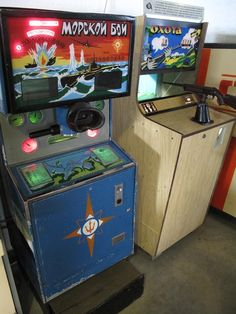 Museum of Soviet Arcade Machines  Moscow's interactive museum dedicated to video game nostalgia of the late regime