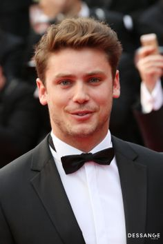 Bastian Baker (Photo YAN MAISANI) #Cannes2014 #DESSANGE Star Francaise, Palais Des Festivals, Abraham Lincoln, People, Fashion, Cannes Film Festival, Dancing With The Stars, Hairstyle, Moda