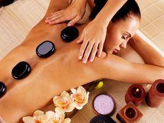 Aromaterapi Massasje Damer Nakne