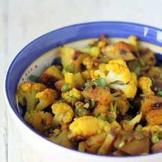 Aloo Gobi | 23 Classic Indian Restaurant Dishes You Can Make At Home