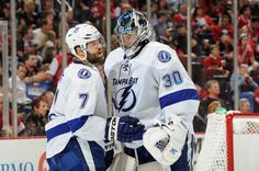 Ben Bishop and Radko Gudas. Two of my favorite players!