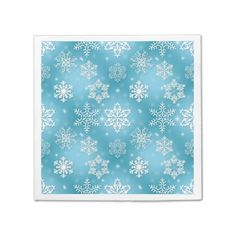 Avoid any messy dinners with Christmas napkins from Zazzle. Browse through our marketplace of paper and cloth napkins ranging in different styles and sizes. Christmas Paper Napkins, Holiday Essentials, Party Napkins, Snowflake Pattern, Christmas Snowflakes, Cloth Napkins, Pattern Paper, Cool Designs, Unique