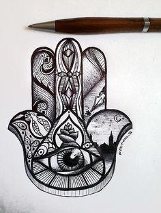 Mano de fatima , es una imagen simbólica por que tiene un significado en la realidad y tiene otro significado totalmente diferente. En este caso es símbolo de buena suerte .