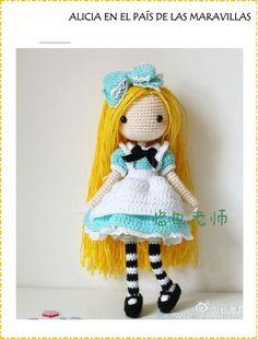 Super Guia Para Tejer Amigurumis   Ocio   Naturaleza Crochet Kawaii, Love Crochet, Beautiful Crochet, Crochet Doll Pattern, Crochet Dolls, Crochet Patterns, Crochet Hats, Patron Crochet, Crochet Baby Sandals