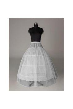 70844704c38b1 Cheap bridal crinoline, Buy Quality wedding dress petticoat directly from  China petticoat no hoop Suppliers: Wedding Dress Petticoats No Hoop 3  Layers ...