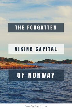 Kaupang is the forgotten viking capital of Norway. Join us as we explore the viking heritage in Norway and the best viking sites in Scandinavia.