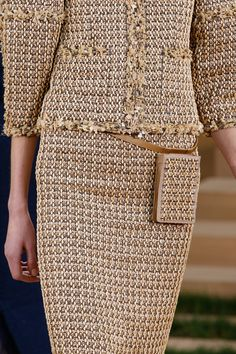 New Fashion Show Chanel Couture Details Ideas Style Couture, Couture Details, Fashion Details, Couture Fashion, Fashion Design, Chanel Couture, Chanel Fashion, New Fashion, Fashion Show