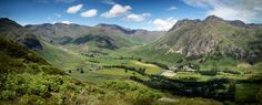 Taken on the way up Side Pike, about 5 photo's stitched together  | by Tall Guy
