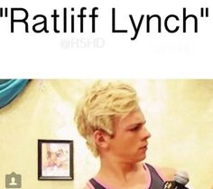 """like NO... its not """"ratliff lynch"""" ratliff isnt even his first name, either"""