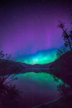 'Refelected Aurora'