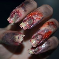 12 Zombie Makeup Tutorials That Will Make You Look Like The Walking Dead