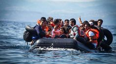 Boat Refugee Foundation offers specific, practical help to people in Moria Refugee camp on Lesvos. With a medical and a psycosocial team of volunteers. Afghanistan, Racing, Boat, History, Europe, Running, Dinghy, Historia, Auto Racing