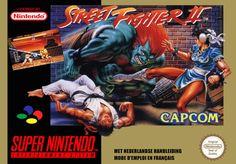 Street Fighter 2 - Super Nintendo - Acheter vendre sur Référence Gaming