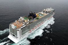 Norwegian Epic - It's not JUST a cruise ship!!!