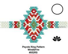 Beaded Bracelet Patterns, Peyote Patterns, Loom Patterns, Beading Patterns, Seed Bead Earrings, Seed Beads, Fuse Beads, Perler Beads, Beaded Earrings