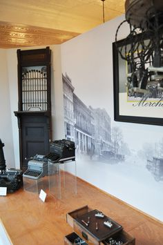 Benson #Museum of Local History explores the communities heritage, origins, farming, families, and historic homes...and more!
