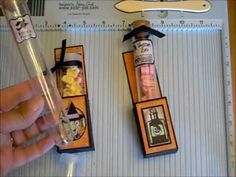 Test Tube Treat Holder Tutorial