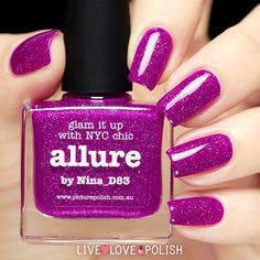 Picture Polish Allure Nail Polish | Live Love Polish
