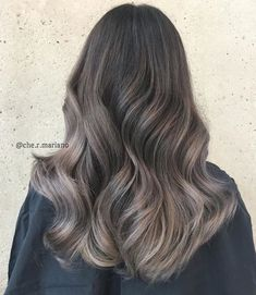 Ash bayalage ombré @che.r.mariano