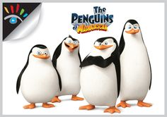 The Penguins of Madagascar.