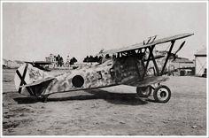 Spain - 1936-39. - GC - Fiat CR.32 Chirri - legia italiana