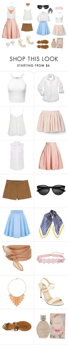 """""""Roman Holiday"""" by explorer-14442013394 on Polyvore featuring мода, Topshop, Fabrizio Gianni, Rumour London, Emilio Pucci, WithChic, Black, BERRICLE, Stuart Weitzman и Frye"""