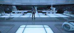 Tron: Legacy scenery