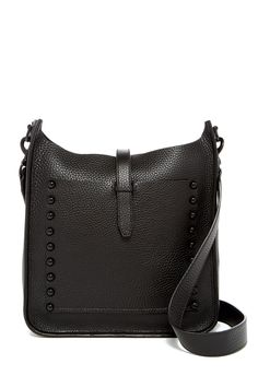 Unlined Leather Feed Bag by Rebecca Minkoff on @nordstrom_rack