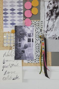 Gray is my new favorite neutral for a home. And since I love pink and yellow, what more could be better?
