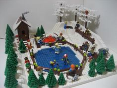 Merry ChristMOCs!: A LEGO® creation by Chris Phipson : MOCpages.com