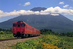 Japanese, Landscape, Trains, Hokkaido, Japanese Language, Landscape Paintings, Train, Scenery