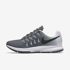 9729a2aa5ff Nike Air Zoom Pegasus 33 Womens Running Shoe 831356 002 Grey Black White  Oreo Nike Pegasus