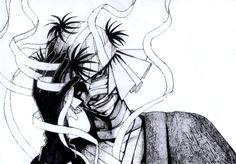 Shishio Makoto 「志々雄真実」/「ちちるちる」のイラスト [pixiv] http://www.pixiv.net/member_illust.php?mode=medium&illust_id=53484000