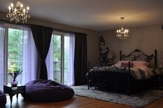 Grey Bedroom Design, Pictures, Remodel, Decor and Ideas - page 8