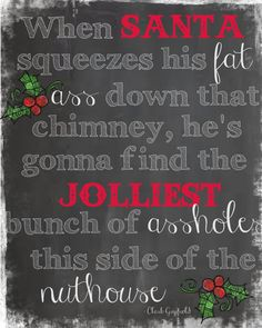 """Instant Download """"Christmas Vacation"""" quote 8""""x10"""" Printable on Etsy, $5.95"""