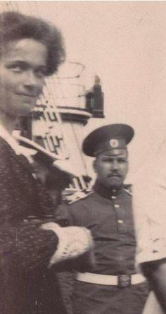 Grand Duchess Olga Nikolaevna Romanova of Russia.A♥W