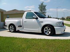 Suv Trucks, Ford Pickup Trucks, Cool Trucks, Chevy Trucks, Svt Lightning, Ride The Lightning, Ford Lobo, Ford Lighting, Ford Svt