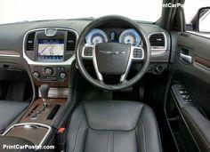 Chrysler 300C 2012 poster, #poster, #mousepad, #Chrysler