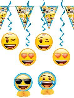 Kit de decoración Emoji™
