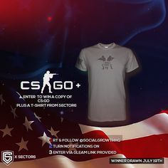 Enter This #CSGO #Game #Giveaway From @SocialGrowthHQ